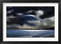 Framed Water World