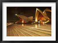 Framed Australia, New South Wales, Sydney Opera House
