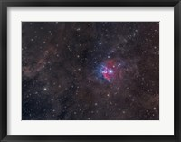 Framed Obscure Nebula in Orion