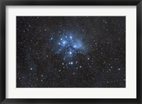 Framed Pleiades (Seven Sisters)