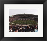 Framed Soldier Field 2014
