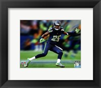 Framed Richard Sherman Motion Blast