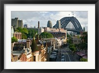 Framed Australia, New South Wales, Sydney, George Street