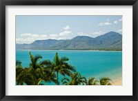 Framed Australia, Port Douglas, Trinity Bay, Flagstaff Hill