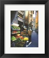 Framed Stroll in Florence