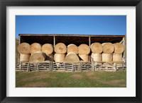 Framed Hay Barn, Ahuriri Valley, North Otago, South Island, New Zealand