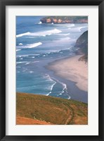 Framed New Zealand, South Island, Otago Coast