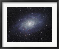 Framed Triangulum Galaxy