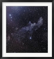 Framed Witch Head Nebula