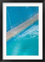 Framed Bahamas, Eleuthera, Harbor Island, Dunmore, pool