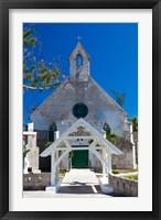 Framed Bahamas, Eleuthera, St Patrick's Anglican Church