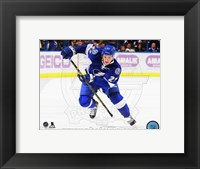 Framed Jonathan Drouin 2014-15 Action