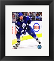 Framed Phil Kessel 2014-15 Action