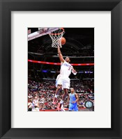 Framed Chris Paul 2014-15 Action