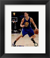 Framed Klay Thompson 2014-15 Action