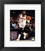 Framed Kyrie Irving 2014-15 - Cavaliers