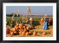 Framed Scarecrows, Fruitland, Idaho
