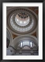 Framed Cuba, Havana, Museo de la Ciudad main lobby