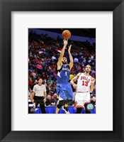 Framed Ricky Rubio 2014-15 Action