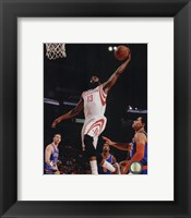 Framed James Harden 2014-15 Action