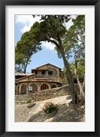Framed Altos De Chavon, Casa De Campo, Chavon, Dominican Republic