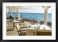 Framed Viva Cafe Restaurant, Viva Wyndham Dominicus Beach, Bayahibe, Dominican Republic