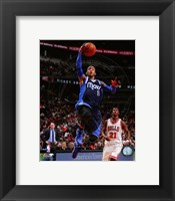 Framed Monta Ellis on the court 2014-15