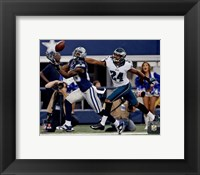 Framed Dez Bryant on the field 2014