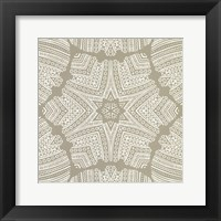 Kaleidoscope Duo II Framed Print