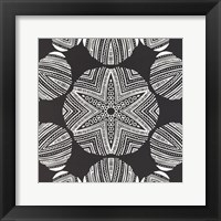 Kaleidoscope Duo III Framed Print