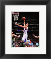 Framed Blake Griffin 2014-15 Action