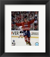 Framed Alex Ovechkin 2015