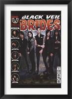Framed Black Veil Brides - Tales of Horror