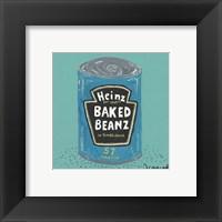 Framed Baked Beans
