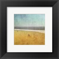 Framed Beach Kids