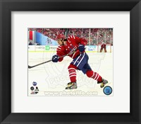 Framed Alex Ovechkin 2015 NHL