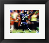 Framed Marshawn Lynch Motion Blast