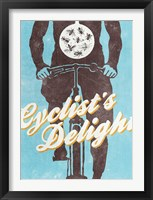 Framed Cyclists Delight