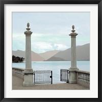 Framed Harbor Garden Gates