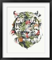 Framed Tropical Tiger