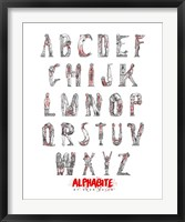 Framed Alphabite