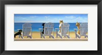 Framed Beach Chair Tails