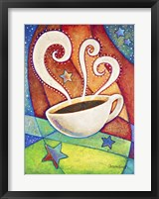 Framed Five Star Coffee