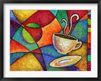 Framed Midnight Coffee