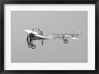 Framed Replica of the Wright Flyer