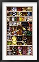 Framed Sweets I