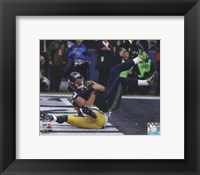 Framed Jermaine Kearse Game Winning Touchdown Catch NFC Championship Game 2014 Playoffs
