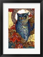 Framed Hoot
