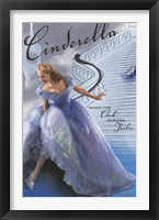Framed Cinderella - Stairs
