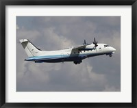 Framed US Air Force Dornier 328 Transiting through Germany